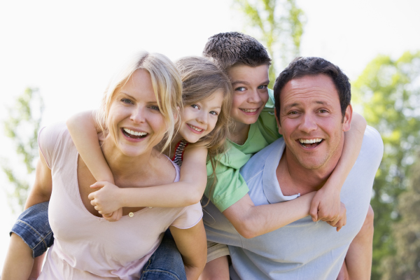Employee Assistance Services - Happy Family