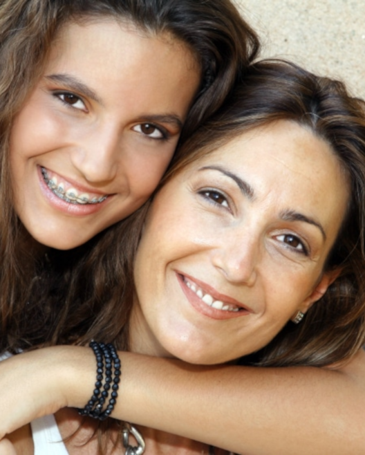 Happy Mother & Daughter - Dunham Counseling