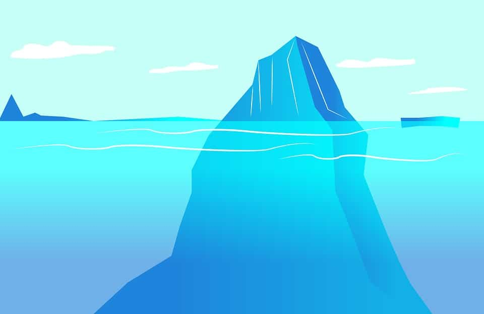 iceberg.submerged