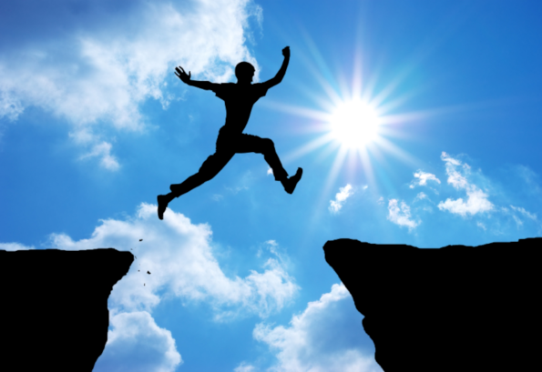 Why Counseling - Leaping From Cliff to Cliff