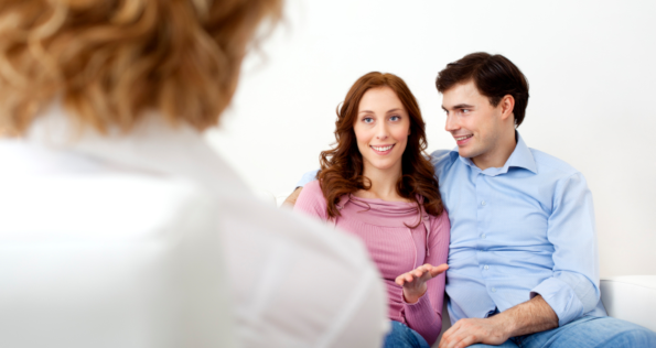 Why Counseling - Couple in Counseling